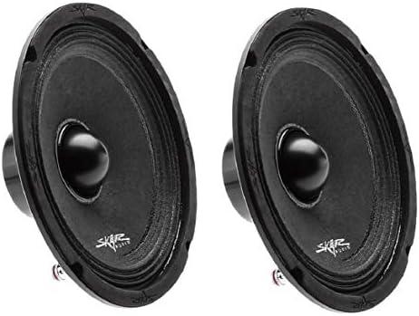 (2) Skar Audio NPX65-4 6.5