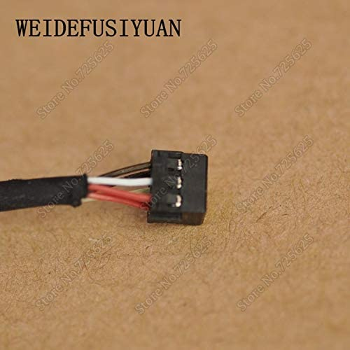 Cable Length: 10PCS Computer Cables AC DC Jack Power with Cable Harness for HP Envy 4-1000 PRO 4-B000 4T-1000 4-1115DX