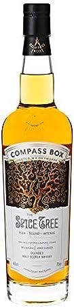 """Compass Box Whisky Blended Malt Whisky""""The Spice Tree"""", (1 x 700 ml), 1er Pack"""
