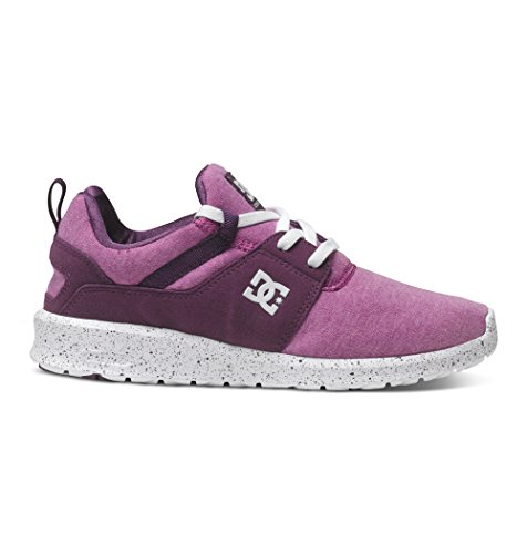 DC Shoes Heathrow Se J - Zapatillas de deporte Mujer Morado - Violet (Purple)