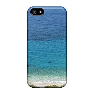 StarFisher Case Cover Protector Specially Made For Iphone 5/5s Small Wonderfull Beach