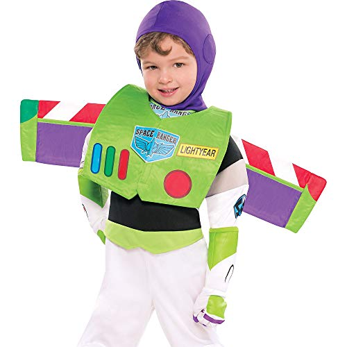 Party City Toy Story Buzz Lightyear Accessory Kit for Children, One Size, 3 -