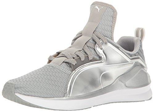 18c27e1eb3e16e PUMA Women s Fierce Lace Metallic Wn s Cross-Trainer Shoe