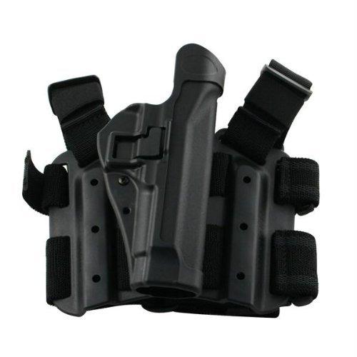 Blackhawk Serpa Tactical Level 2 Holster - Beretta 92 Righthnd - Level 2 Tactical Serpa Holster