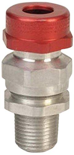 Explosion Proof Connectors (Appleton TMC2X-100118A Connector, Explosion Proof, Aluminum, 0.87