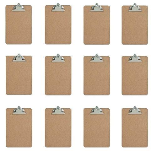 Mini Clipboard - Hardboard - 6