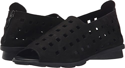 Arche Women's Drick Slip On,Noir,37 EU (US Women's 6 M)