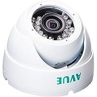 AVUE AV665SCW28 700 TVL Wide Angle True Day&Night IR Dome Camera
