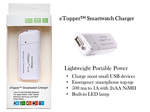 Power Bank With Aa Battery - 3