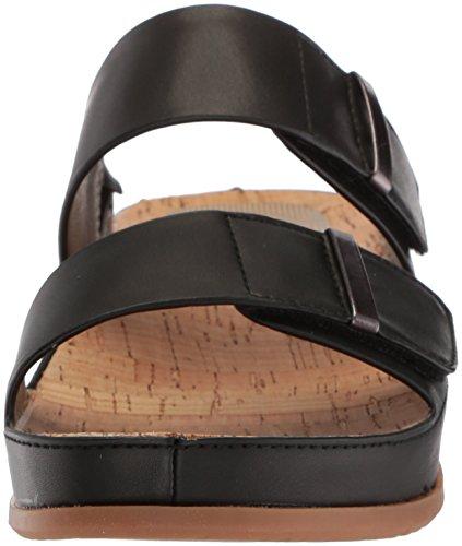 Champagne 6 Women BareTraps Cherilyn US negro Medium Slide Sandal 's wv6XqgR
