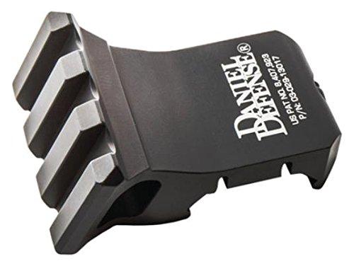 Daniel Defense 1 O'Clock Offset Picatinny Rail, Black - 03-029-13017