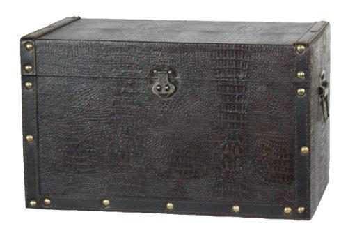 vintiquewisetm-decorative-leather-wooden-trunk-box