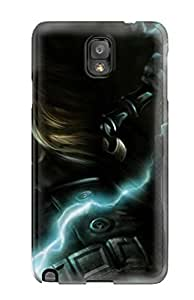 Awesome JfDDzQE7699foNeC JennaCWright Defender Tpu Hard Case Cover For Galaxy Note 3- Thor