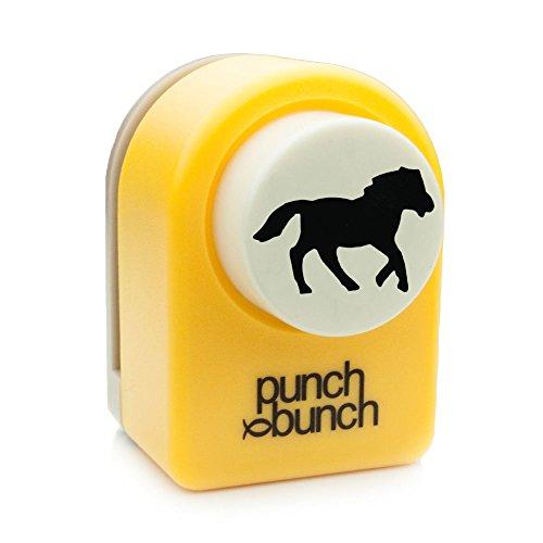 Punch Bunch Medium Punch, Horse