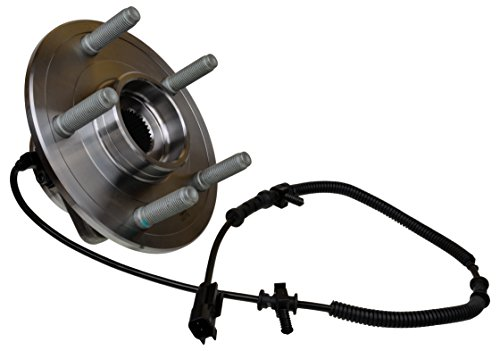 (SKF BR930858 Wheel Bearing and Hub Assembly )