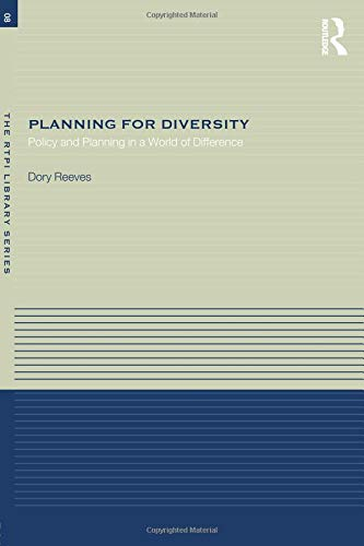 (Planning for Diversity (RTPI Library Series))