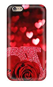 Patterns-floral Patterns Iphone 6 Case-protective Case Bumper[scratch-resistant] [Perfect Fit] [Anti-slip] [Good Grip] with Good Print Hard Back Cover for 4.7 Inches Iphone 6 by icecream design