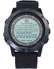 Scheidsrechter Horloge Voetbal Game Timerscheidsrechter Timer Nachtlampje Countdown Voetbal Stopwatch Match Game voor Sport Instructeur Grote Gezicht Dial Lichtgevend Sport Horloge