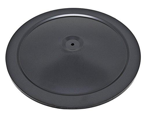 STEEL 12″ AIR CLEANER TOP – BLACK
