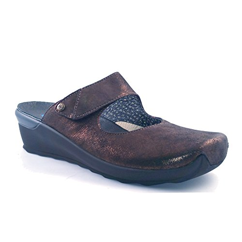 Wolky Womens Up Clog Copper