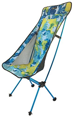 Price comparison product image Montara Rio Lounger Camping Beach Pool Chair Portable Ultralight Outdoor Picnic Fishing Folding Sports Chair Aerospace Aluminum Alloy Frame Chair