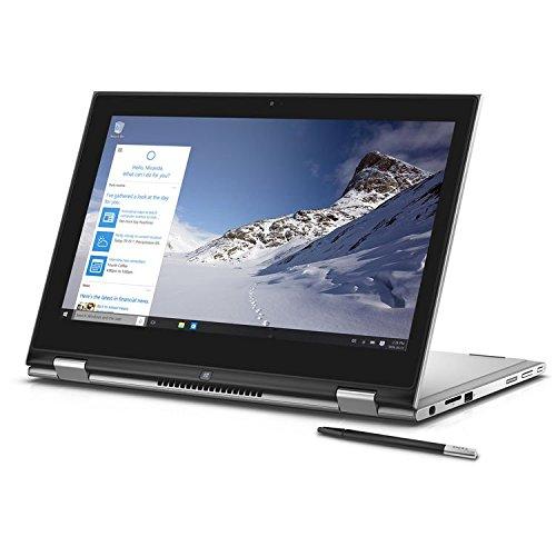 Dell Inspiron i3-7000 13.3-Inch FHD 1080P 2-in-1 Touchscreen Laptop (Intel Pentium Processor 2.1 GHz, 4 GB RAM, 500 GB HDD, Bluetooth, HDMI, Windows 10, Stylus)