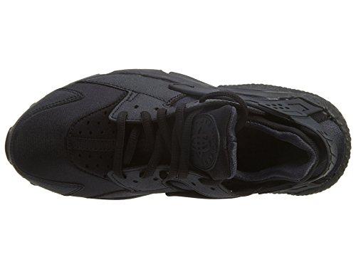 info for 3ce44 10f45 ... Nike Wmns Air Huarache Courir 634835-009 Triple Noir Chaussures Femmes  Taille 5.5 ...