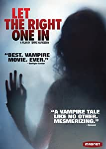 NEW Let The Right One In (DVD)