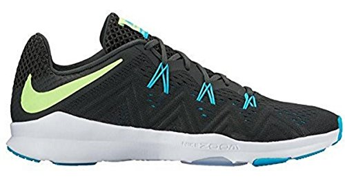 TR Condition Cross Blue Trainer Anthracite chlorine NIKE Green Women's Zoom Ghost q1wInwxtEg