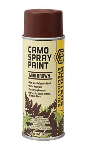 Hunters Specialties Spray Paint (Mud Brown)