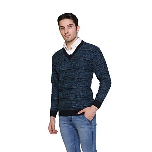 41HEeb9ZFbL. SS500  - aarbee Woollen Sweaters for Men