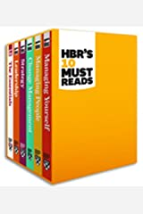 HBR's 10 Must Reads Boxed Set (6 Books) (HBR's 10 Must Reads) Kindle Edition