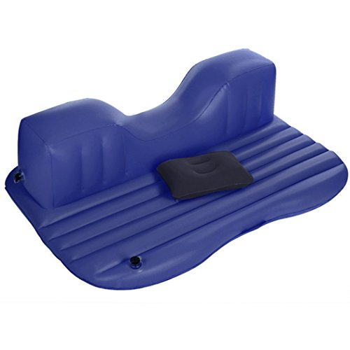 Teamyy Auto Luft Bett Luftmatratze Kissen selbststeuerung bett mit eingebauter Pumpe bequeme Outdoor reisen Camping Kissen 140X90X45CM