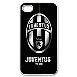 iPhone 4,4S JUVENTUS pattern design Cell Phone Case HJJVTS1348526
