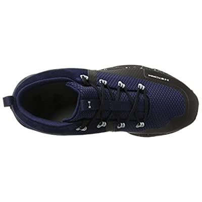 Under Armour Men's UA Burnt River 2.0 Mid Midnight Navy/Black/Overcast Gray Boot | Hiking Boots