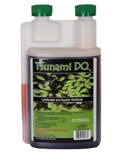 - Crystal Blue 137 Tsunami DQ Aquatic Herbicide-37.3 Percent Diquat Dibromide-1 Quart, 32 oz.