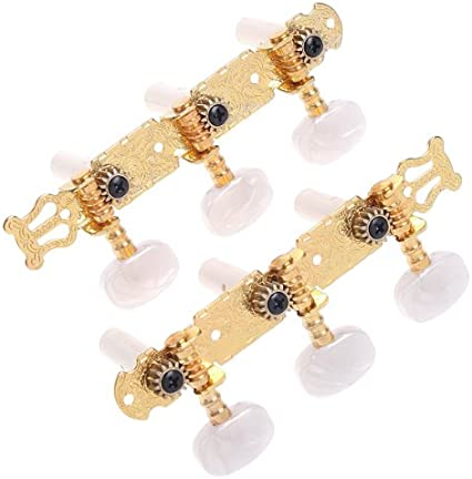 Classical Golden Tuning Pegs Machine Heads tuner for classical guitar