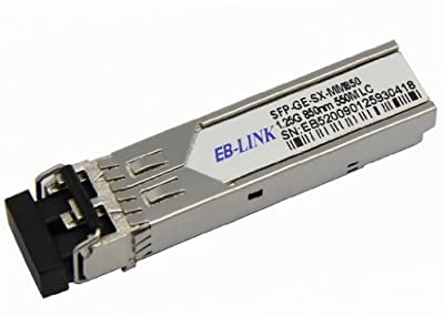 EB-LINK HP CompatibleJ4858A/B/C 1000Base-SX 1.25G 850nm 550M SFP Transceiver Module