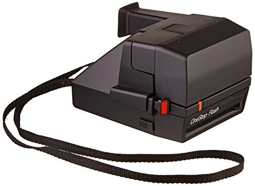 Impossible Polaroid 600 Camera, Red (PRD1495)