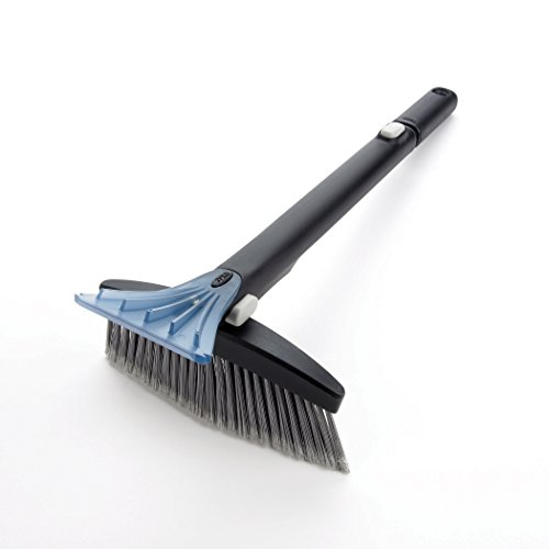 OXO Good Grips Extendable Twister Snow Brush with Ice Scraper