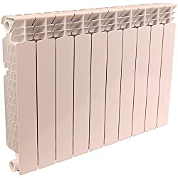 800mm Efficient Aluminium Heater Radiator Central Heating