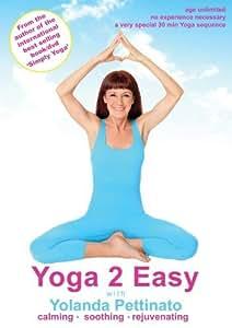 Yoga 2 Easy with Yolanda Pettinato