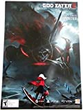 Anime Expo 2016 EXCLUSIVE 2-Sided Poster GOD EATER / GOD EATER 2 Rage Burst offers