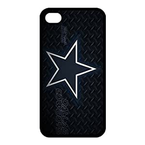 Custom Dallas Cowboys NFL Series Back Cover Case for iphone 4,4S JN4S-1407