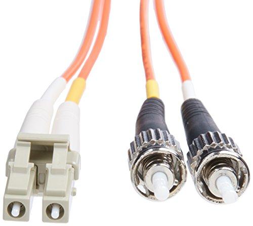 Tripp Lite Duplex Multimode 62.5/125 Fiber Patch Cable (LC/ST), 5M (16-ft.)(N318-05M)