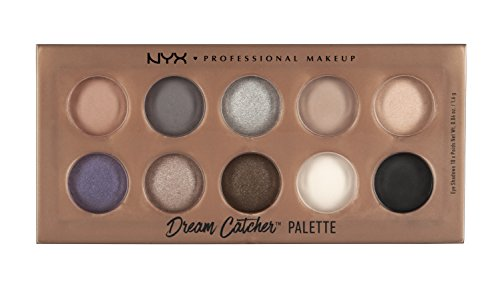 NYX PROFESSIONAL MAKEUP Dream Catcher Palette, Stormy Skies, 0.56 Ounce