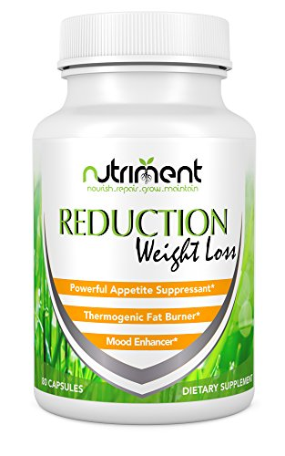 Reduction Weight Loss- Weight Loss Pills and Diet Supplement For Extreme Weight Reduction- Burns Fat Curbs Appetite Keeps You Energized- Attain Your Weight Loss Goals - Lose the Weight and Feel Great (Best Prescription Weight Loss Pills)