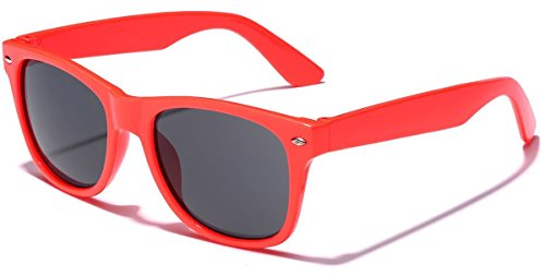 Kids Neon Classic Sunglasses Age 3-12 -