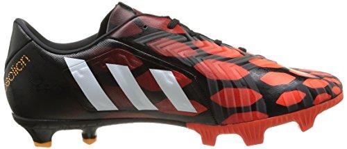 Football Predator LZ Red Running Absolion Instinct TRX Infra FG Boots White Black Rot Schwarz XqXTrE