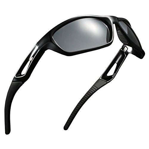 OMorc Polarized Sunglasses,UV400 Protection Polarized Sunglasses for Men or Women